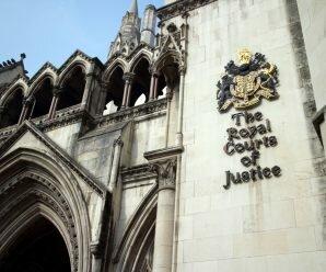 Нестандартное решение Высокого суда Англии