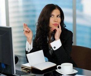 Гардероб для женщины-адвоката
