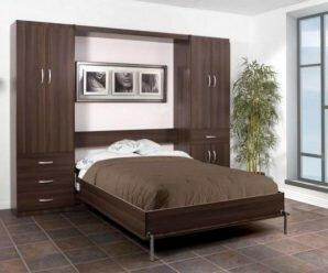 Як раціонально облаштувати простір спальні-вітальні